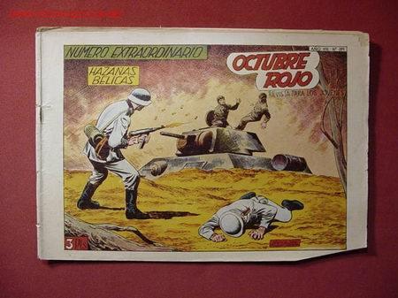 HAZAÑAS BELICAS 2ª SERIE (TORAY - 1950) ... Nº 189 ¡¡ EXTRA !! (Tebeos y Comics - Toray - Hazañas Bélicas)