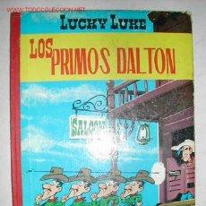 Tebeos: LUCKY LUKE. LOS PRIMOS DALTON. TORAY AÑOS 60.. Lote 26162367