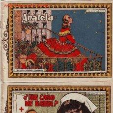 Tebeos - LOTE DE DOS REVISTAS JUVENILES FEMENINAS DE LOS AÑOS 60- AZUCENA ORIGINALES - 2394837