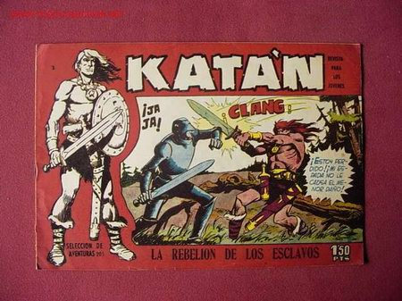 KATAN (TORAY) ... Nº 2 (Tebeos y Comics - Toray - Katan)