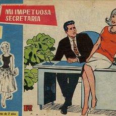 Tebeos: ROSAS BLANCAS 273 - TORAY - 1963. Lote 2828346
