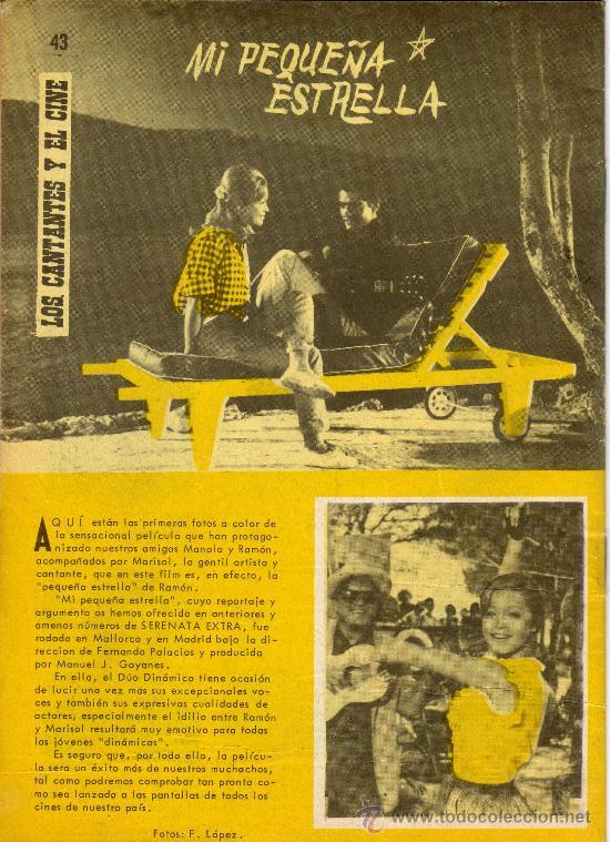 Tebeos: serenata extra, confidencias del duo dinamico nº 43 año 1964 - Foto 4 - 26803332