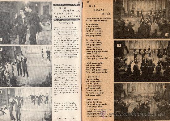 Tebeos: serenata extra confidencias del duo dinamico nº 48 año 1964 - Foto 2 - 26353269