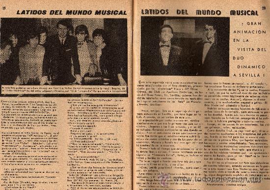 Tebeos: serenata extra confidencias del duo dinamico nº 48 año 1964 - Foto 6 - 26353269