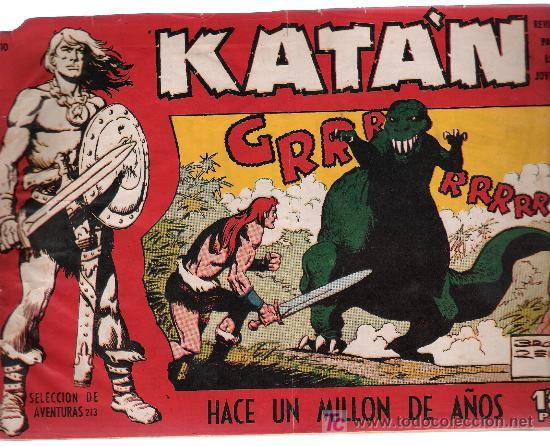 KATÁN. Nº 10 (Tebeos y Comics - Toray - Katan)