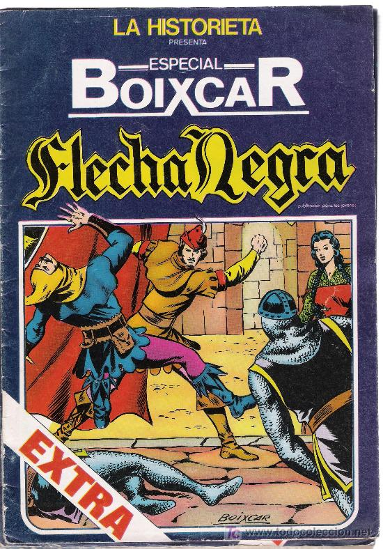 FLECHA NEGRA.DEL 1 AL 6. SEIS EJEMPLARES CONSECUTIVOS (Tebeos y Comics - Toray - Flecha Negra)