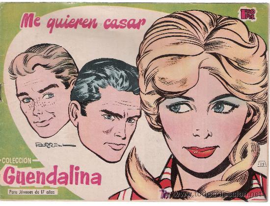 GUENDALINA. Nº 15 (Tebeos y Comics - Toray - Guendalina)