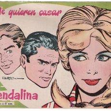 Tebeos: GUENDALINA. Nº 15. Lote 10020375