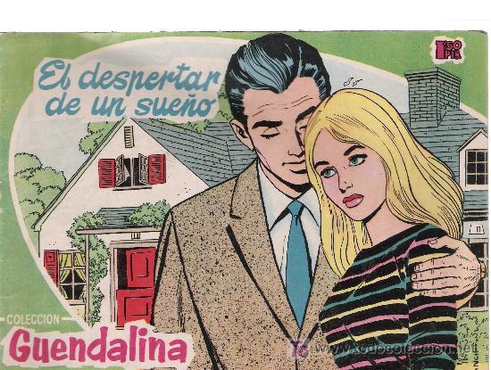 GUENDALINA. Nº 11 (Tebeos y Comics - Toray - Guendalina)