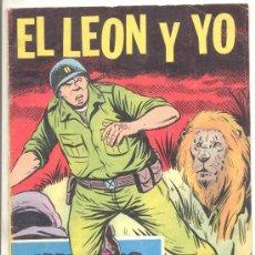 Tebeos: HAZAÑAS BELICAS EL LEON Y YO Nº268 1969 REGISTRO 19 . Lote 10043997