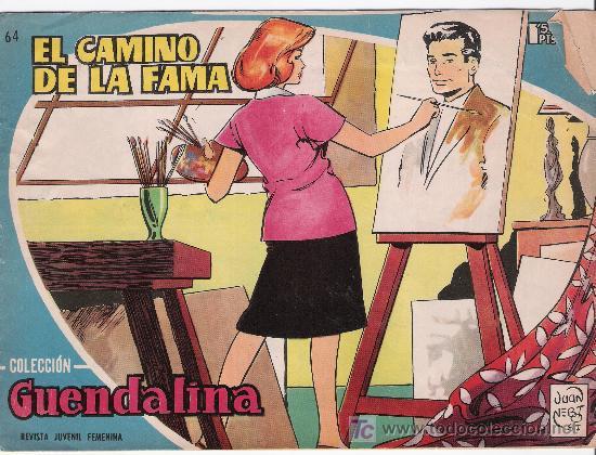 GUENDALINA. Nº 64 (Tebeos y Comics - Toray - Guendalina)