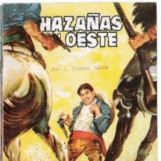 Tebeos: HAZAÑAS DEL OESTE Nº 41. Lote 18512820