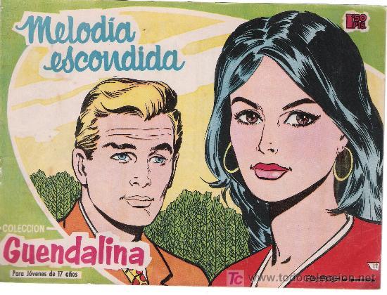 GUENDALINA. Nº 12 (Tebeos y Comics - Toray - Guendalina)