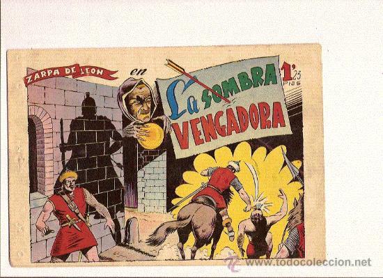 ZARPA DE LEON Nº9 DE TORAY (Tebeos y Comics - Toray - Zarpa de León)