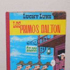 Tebeos: LUCKY LUKE - LOS PRIMOS DALTON - SEGUNDA EDICIÓN 1969 - EDICIONES TORAY. Lote 23380075