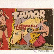 Tebeos: TAMAR Nº133 DE TORAY . Lote 24207725
