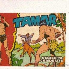 Tebeos: TAMAR Nº66 DE TORAY . Lote 24236284