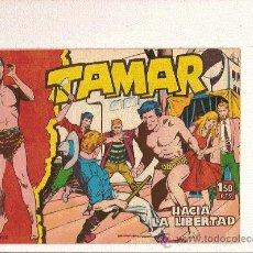 Tebeos: TAMAR Nº27 DE TORAY . Lote 24236287