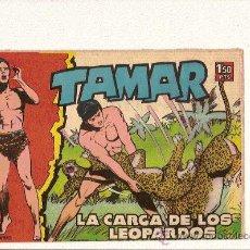 Tebeos: TAMAR Nº17 DE TORAY . Lote 24391588