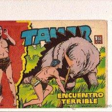 Tebeos: TAMAR Nº16 DE TORAY . Lote 24391589