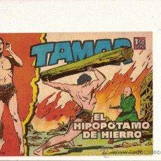 Tebeos: TAMAR Nº14 DE TORAY . Lote 24391591