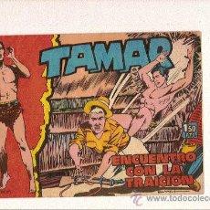 Tebeos: TAMAR Nº6 DE TORAY . Lote 24391595