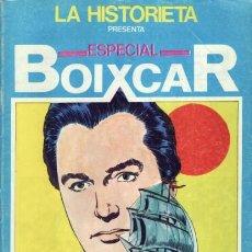 Tebeos: LA HISTORIETA - ESPECIAL BOIXCAR - EL HIJO DE DIABLO DE LOS MARES - Nº16. Lote 25139316