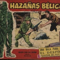 Tebeos: HAZAÑAS BÉLICAS SERIE ROJA. Nº 98. Lote 10773438