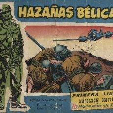 Tebeos: HAZAÑAS BÉLICAS EXTRA AZUL Nº 186. Lote 10817120