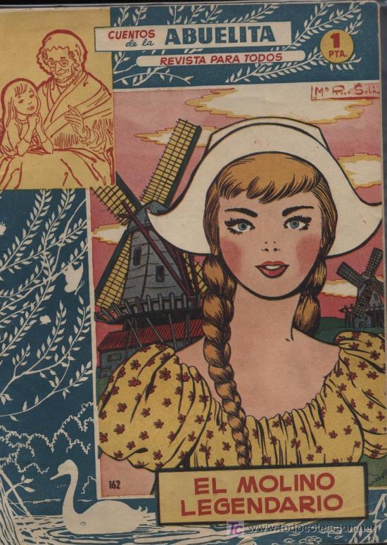 CUENTOS DE LA ABUELITA. Nº 162 (Tebeos y Comics - Toray - Cuentos de la Abuelita)