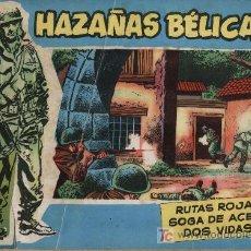 Tebeos: HAZAÑAS BÉLICAS AZUL. Nº 48. Lote 10835033