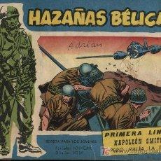 Tebeos: HAZAÑAS BELICAS EXTRA AZUL. Nº 186. Lote 10835196
