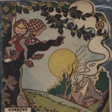 Tebeos: CUENTOS DE LA ABUELITA. TORAY, 1949. Nº 12. Lote 23378708