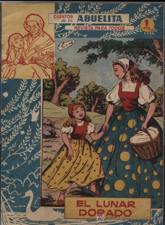 CUENTOS DE LA ABUELITA. Nº 188 (Tebeos y Comics - Toray - Cuentos de la Abuelita)