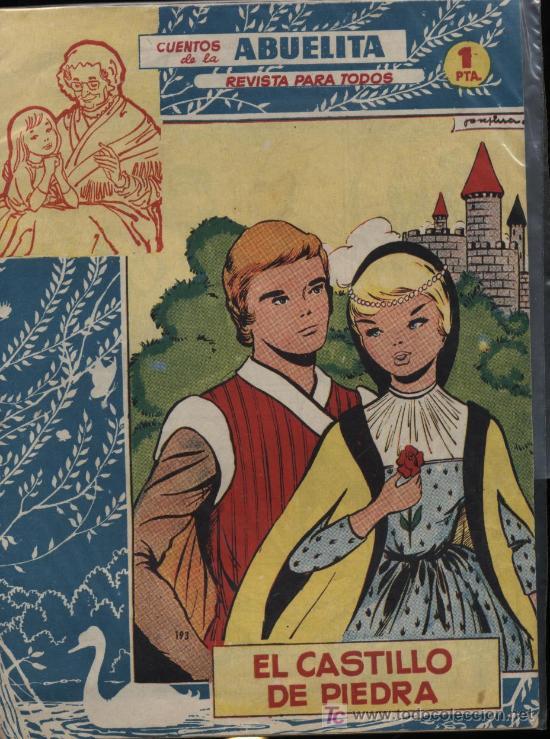CUENTOS DE LA ABUELITA. Nº 193 (Tebeos y Comics - Toray - Cuentos de la Abuelita)
