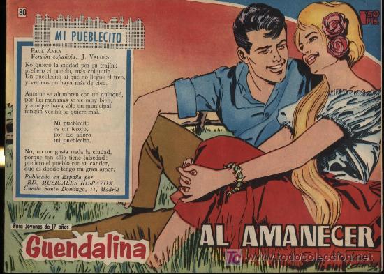 GUENDALINA. Nº 80. (Tebeos y Comics - Toray - Guendalina)