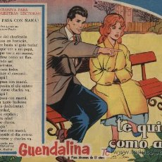 Tebeos: GUENDALINA. Nº 81. SIN ABRIR. ¡IMPECABLE!. Lote 26380289