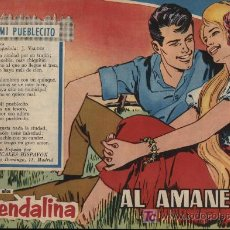 Tebeos: GUENDALINA. Nº 80. ¡IMPECABLE!. Lote 18797122