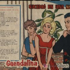 Tebeos: GUENDALINA. Nº 127. Lote 26766241