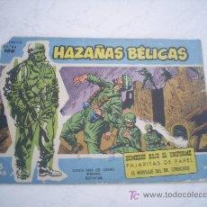 Tebeos: HAZAÑAS BÉLICAS AZULES Nº 166. Lote 25473647