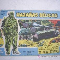 Tebeos: HAZAÑAS BÉLICAS AZULES Nº 181. Lote 25503041