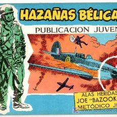 Tebeos: HAZAÑAS BELICAS EXTRA AZUL Nº 303 MAGNIFICO ESTADO. Lote 10966956