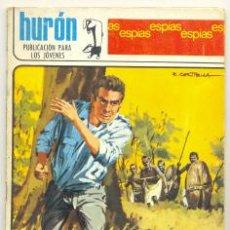 Tebeos: HURON Nº 27 .. FINAL EN EL CONGO .. EDICIONES TORAY 1968. Lote 20731359