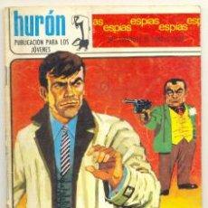 Tebeos: HURON Nº 23 .. EL ENANITO Y LAS SIETE BLANCANIEVES .. EDICIONES TORAY 1968. Lote 20526992