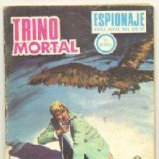 Tebeos: TRINO MORTAL Nº 71 .. EDICIONES TORAY 1967. Lote 20731366
