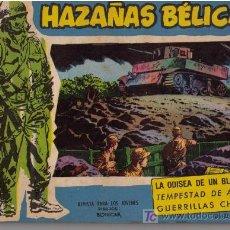 Tebeos: HAZAÑAS BÉLICAS EXTRA AZUL Nº 23. Lote 20850183