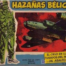Tebeos: HAZAÑAS BÉLICAS EXTRA AZUL Nº 21. Lote 26791634