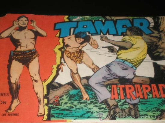 TAMAR , Nº 135 , ORIGINAL (Tebeos y Comics - Toray - Tamar)