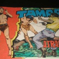 Tebeos: TAMAR , Nº 135 , ORIGINAL. Lote 17839262