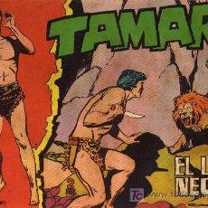 Tebeos: TAMAR - Nº 127 - BORRELL/ACEDO - EDICIONES TORAY 1961 - ORIGINAL, NO FACSIMIL. Lote 11313323